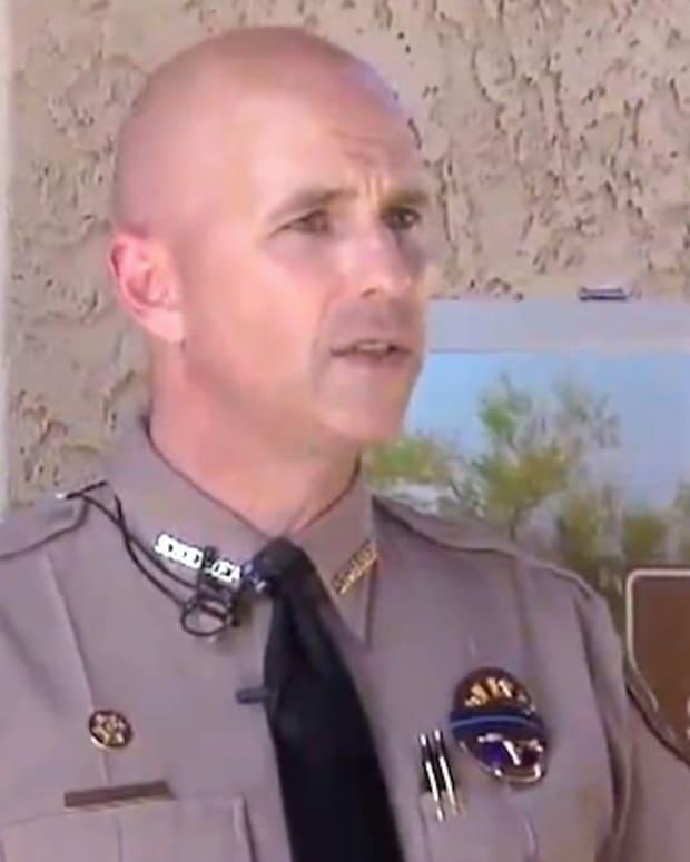 Arizona Sheriff Warns About Mexican Assassins (Video) Promo Image