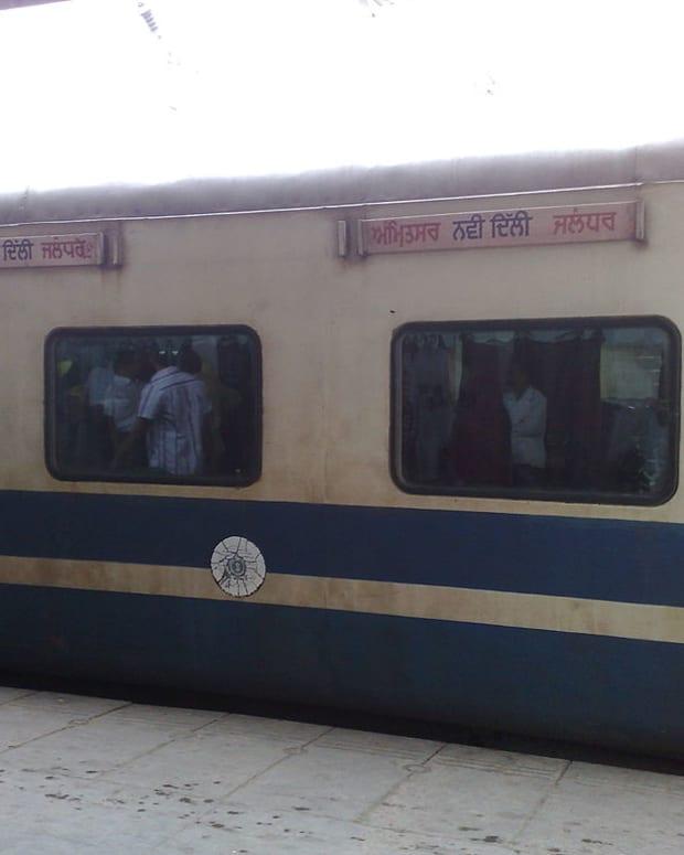 Amritsar Express.