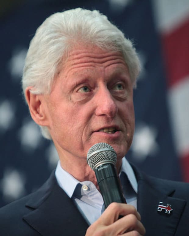 Bill Clinton's Record Should Not Affect Hillary Clinton Promo Image