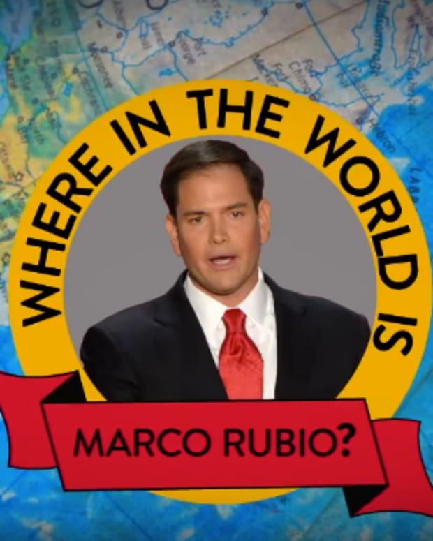 Rand Paul's Campaign Ad Against Marco Rubio