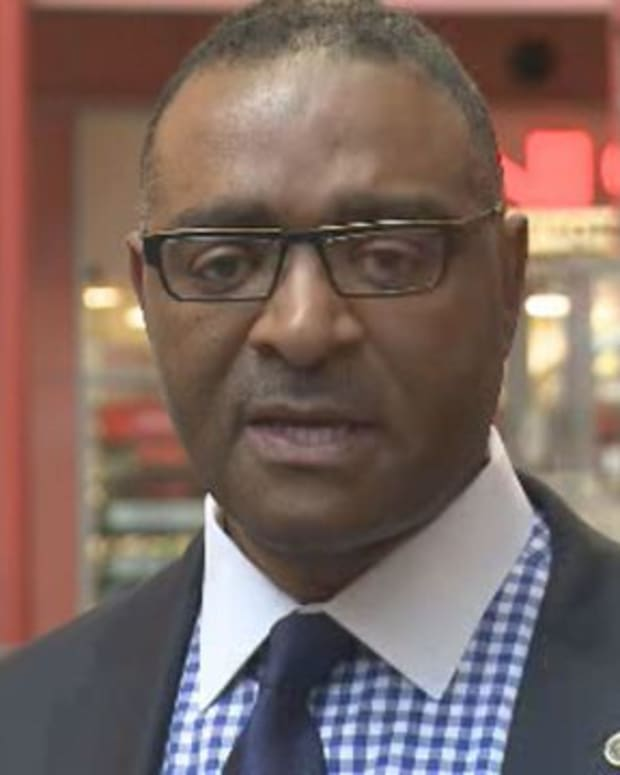 Richard Boykin, Cook County commissioner