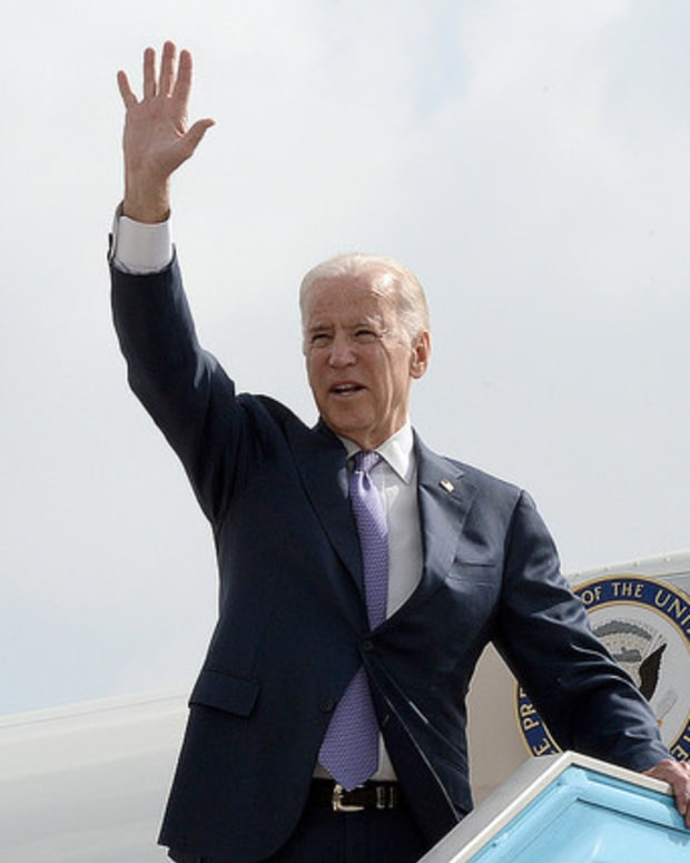 Biden: 'I Would Have Been The Best President' (Video) Promo Image