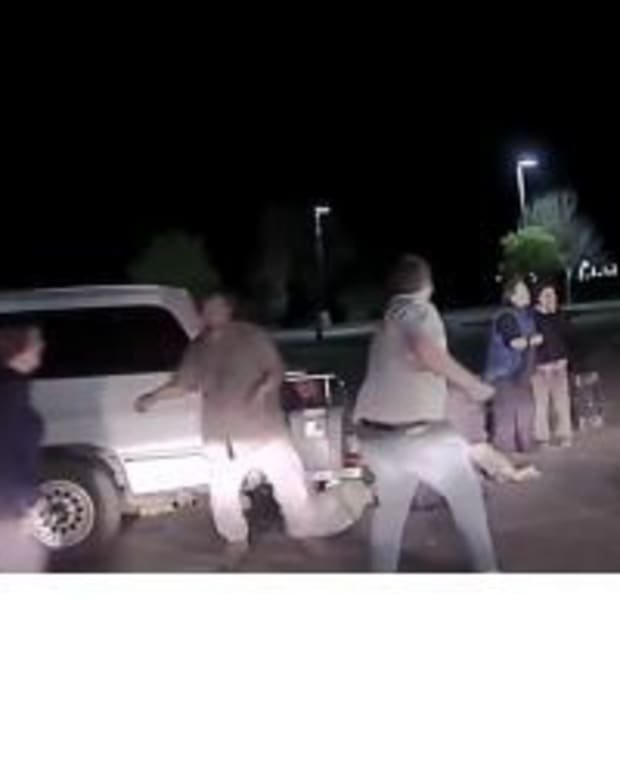 Walmart Brawl Takes An Unexpected, Deadly Turn (Video) Promo Image