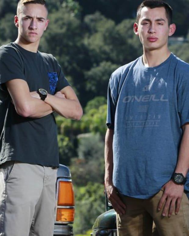 Sam Serrato and Another Boy Facing Expulsion