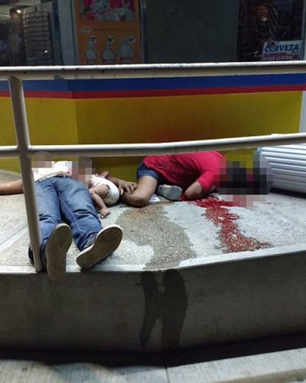 Family Killed in Pinotepa Nacional, Mexico.