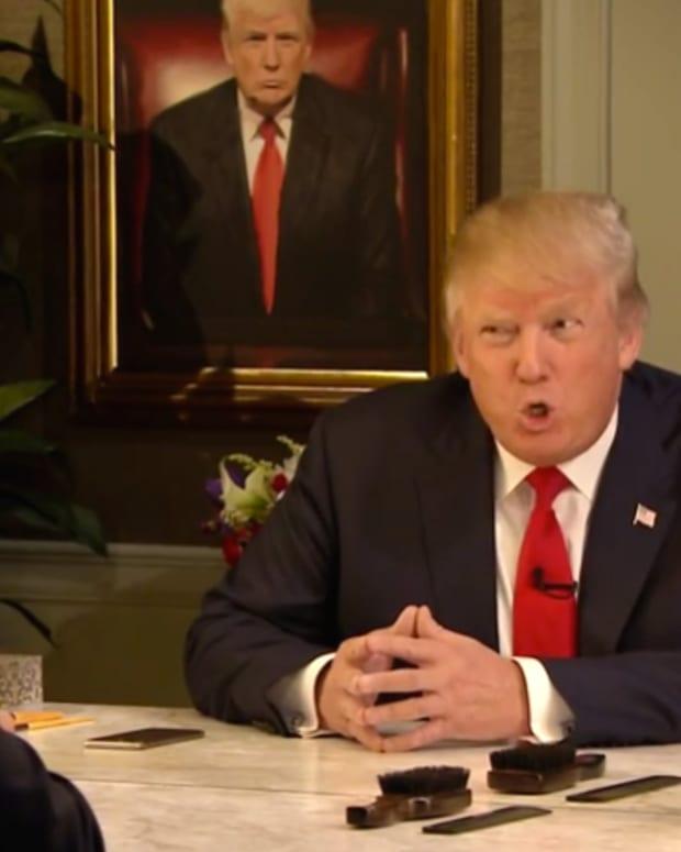 Jimmy Fallon Donald Trump