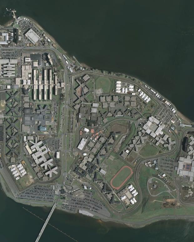 Rikers Island.