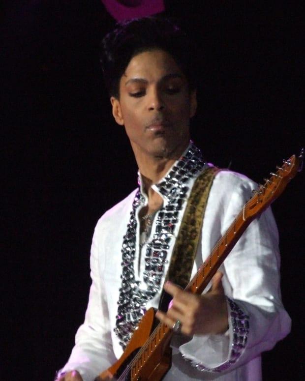 Prince Dead At Age 57 Promo Image