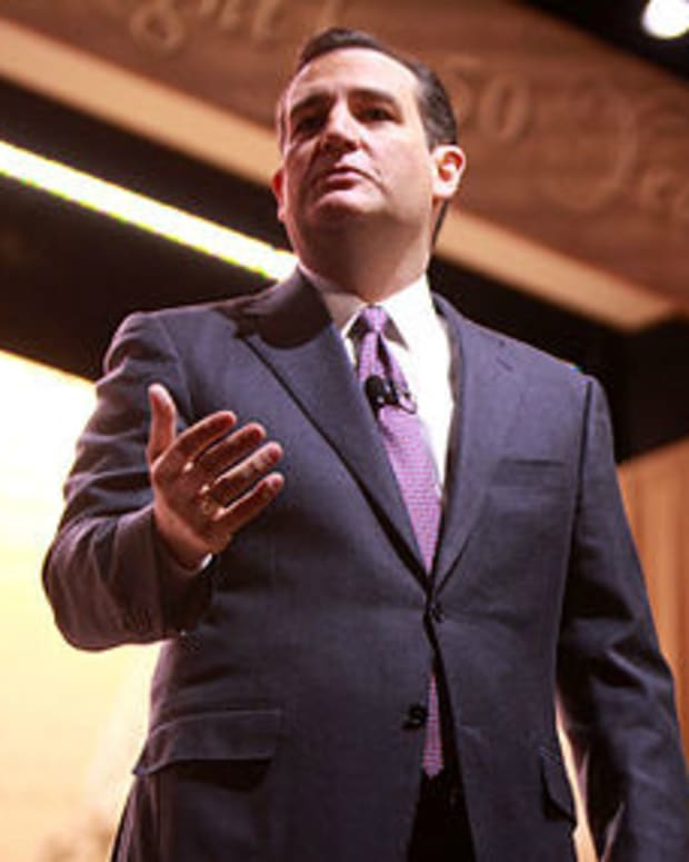 Sen. Ted Cruz May Unsuspend His Campaign (Video) Promo Image