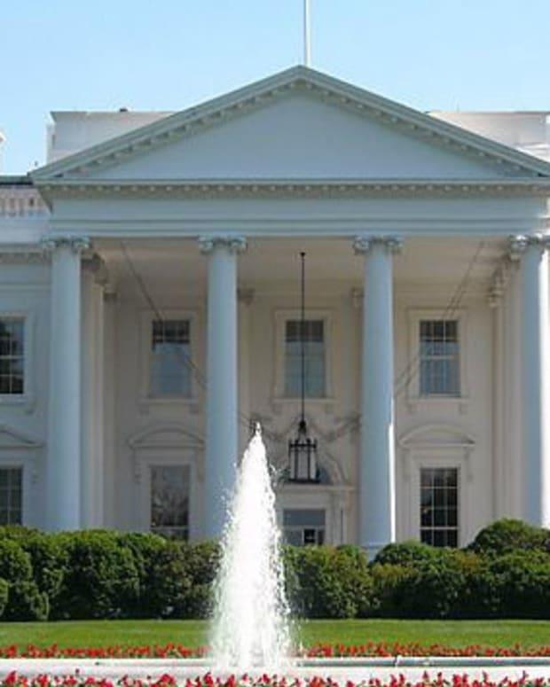 Trump Trolls Obama For Raising White House Fence Promo Image