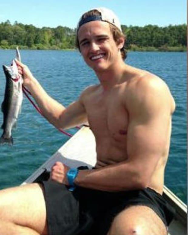 Award-Winning Swimmer Drowns In Lifeguard Test Promo Image