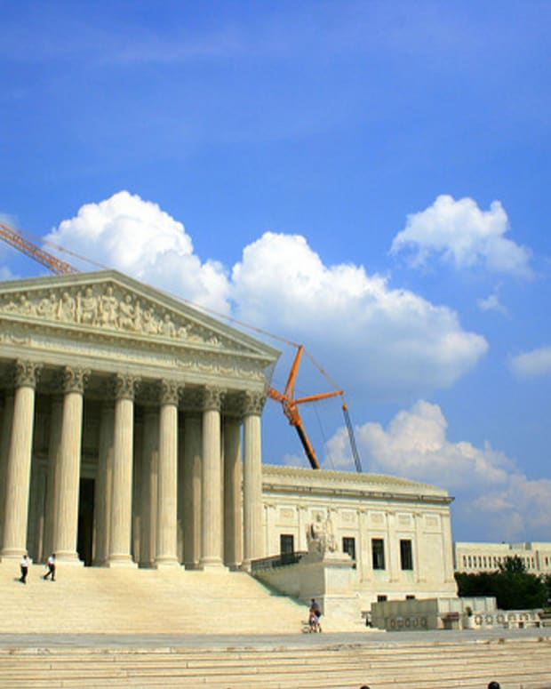 Supreme Court Rejects Challenge To Death Penalty Promo Image