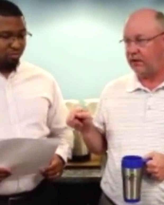 Group Compares Homosexuality To Bad Diet (Video) Promo Image