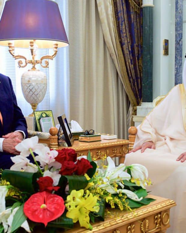Saudis Prep Lobbying For 9/11 Report Declassification  Promo Image