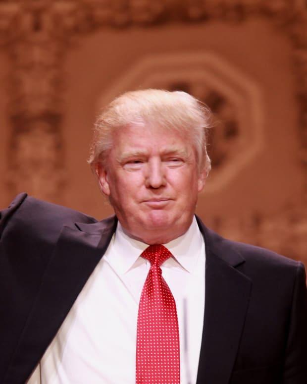 Anti-Donald Trump Ad Features His Profanity (Video) Promo Image