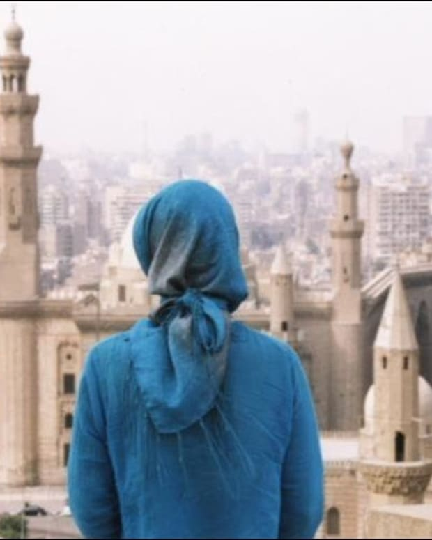 Citadel: Muslim Student Can't Wear Hijab Promo Image