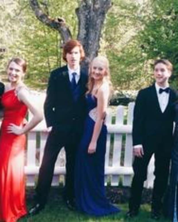 Oyster River High School Juniors.