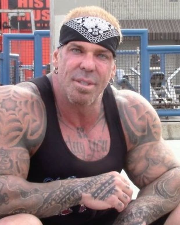 Bodybuilder Has Taken Steroids For 27 Years Promo Image