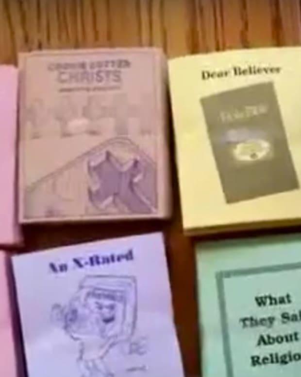 Satanic Material Coming To Some Colorado Schools (Video) Promo Image