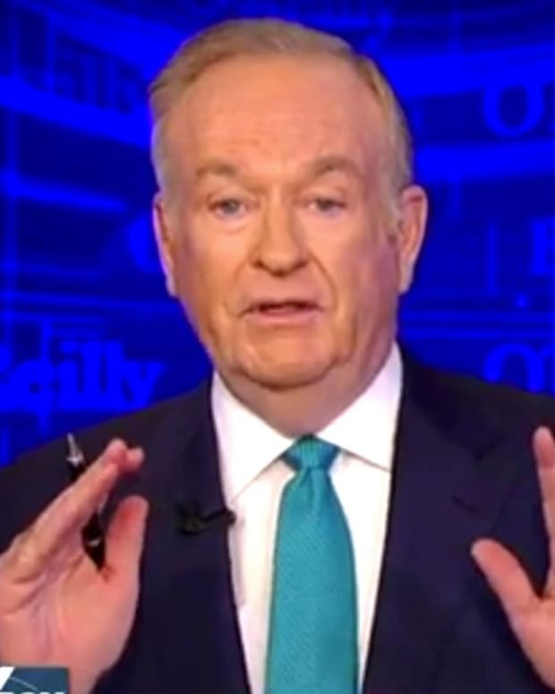Bill O'Reilly: Black Lives Matter Kills People (Video) Promo Image