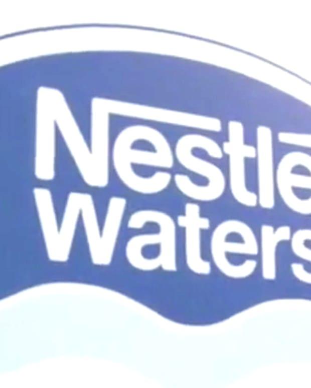 Nestle Waters Logo