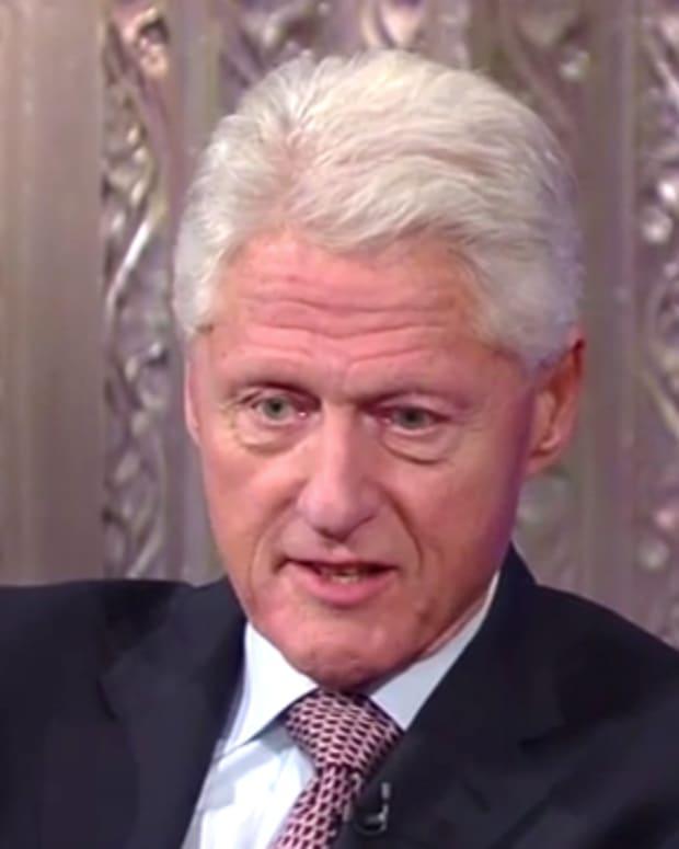 Bill Clinton On Trump