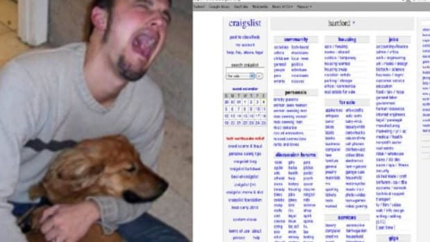 Girlfriend Tells Man To Choose Between Her And Dog, So He