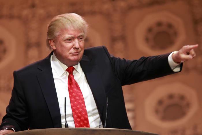 Social Media Blasts Trump For Gaining Weight (Photo ...