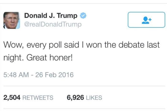 donald trumps error filled tweets - 700×463