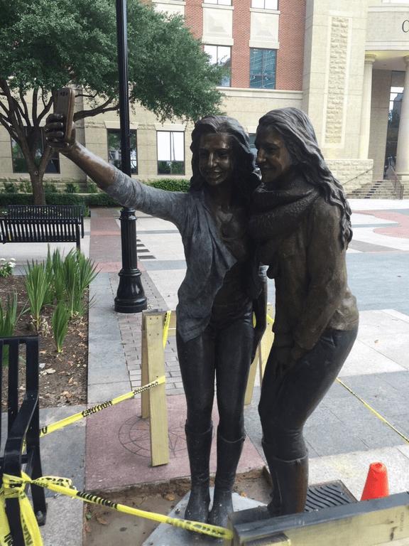 Debate continues over Confederate statue Fame in