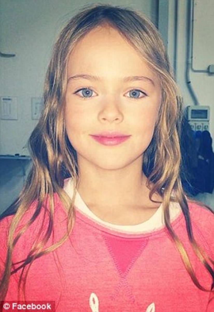 Is 9 year old kristina pimenova too young to be a supermodel image placeholder title altavistaventures Images
