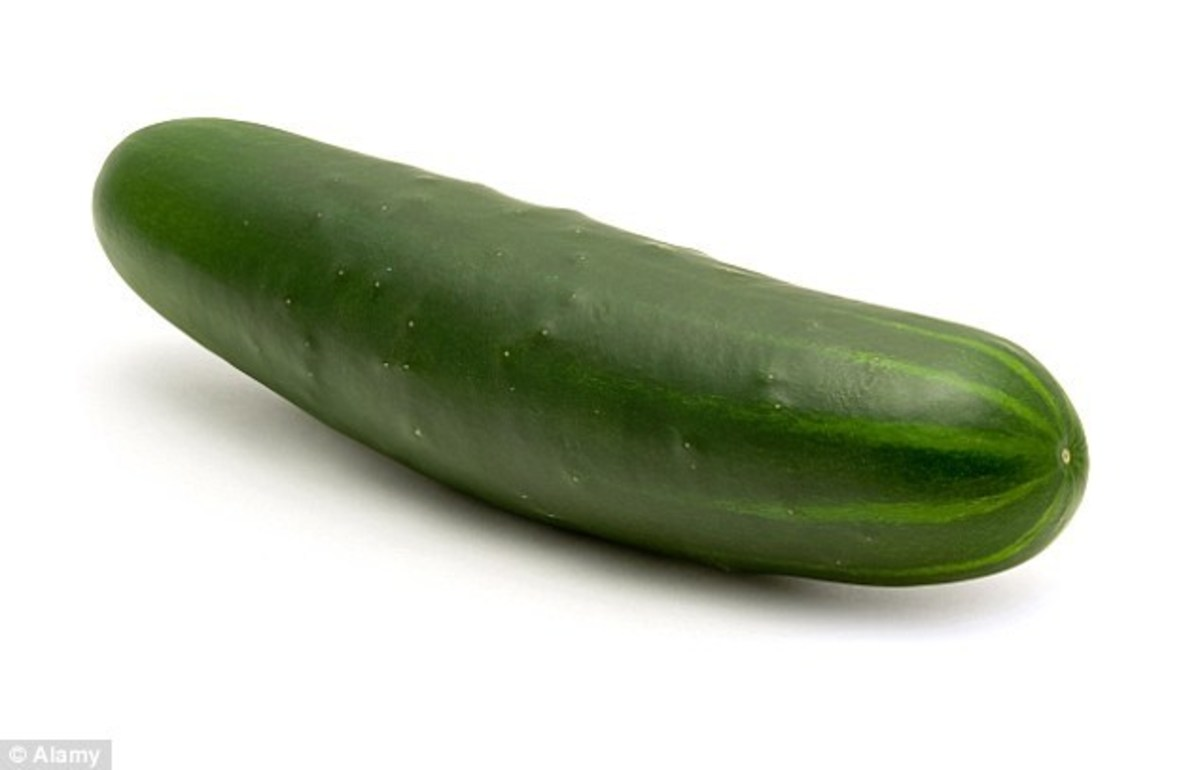 The cucumber sex game