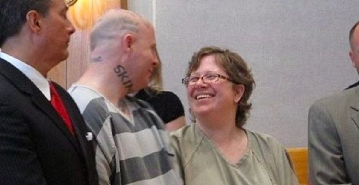Couple Elated After Getting Sentenced To Life In Prison