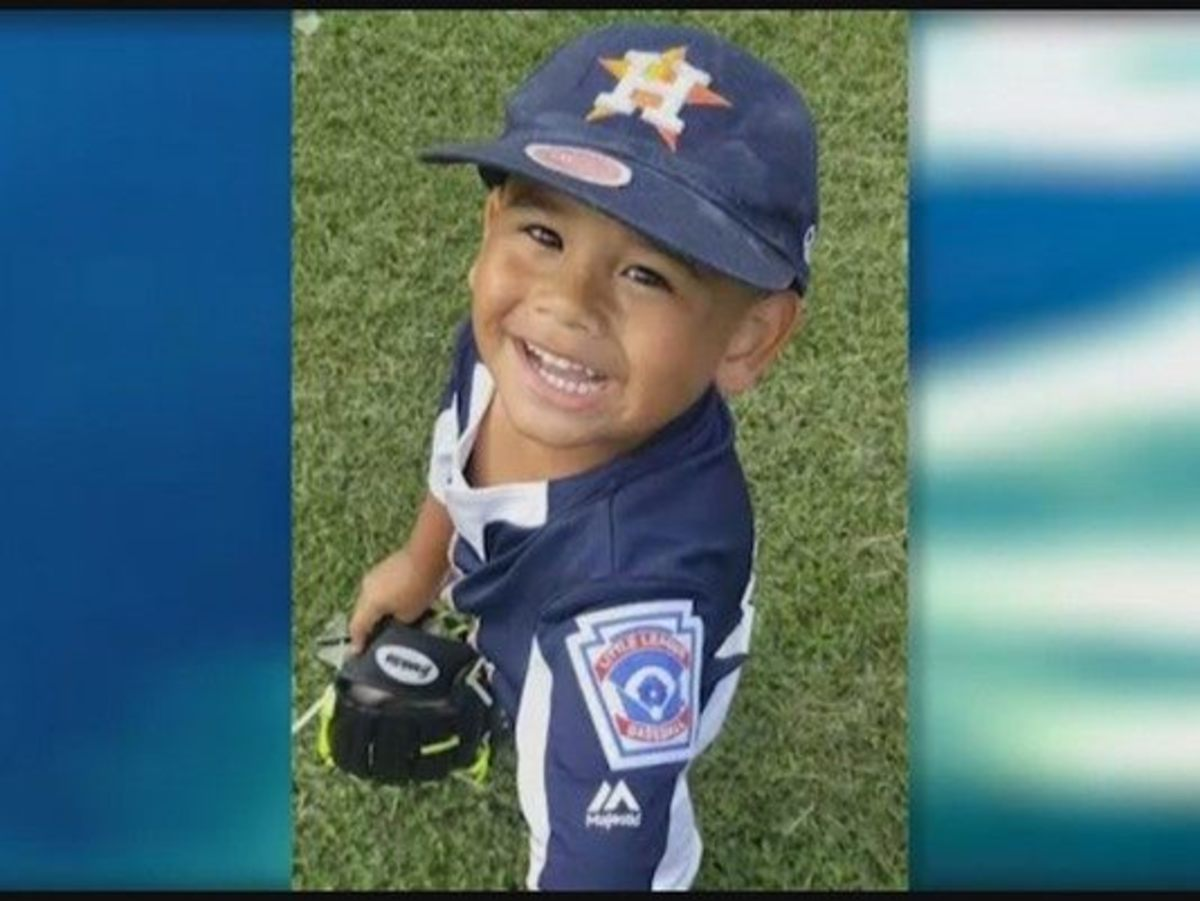 This boy died from drowning a few days after swimming