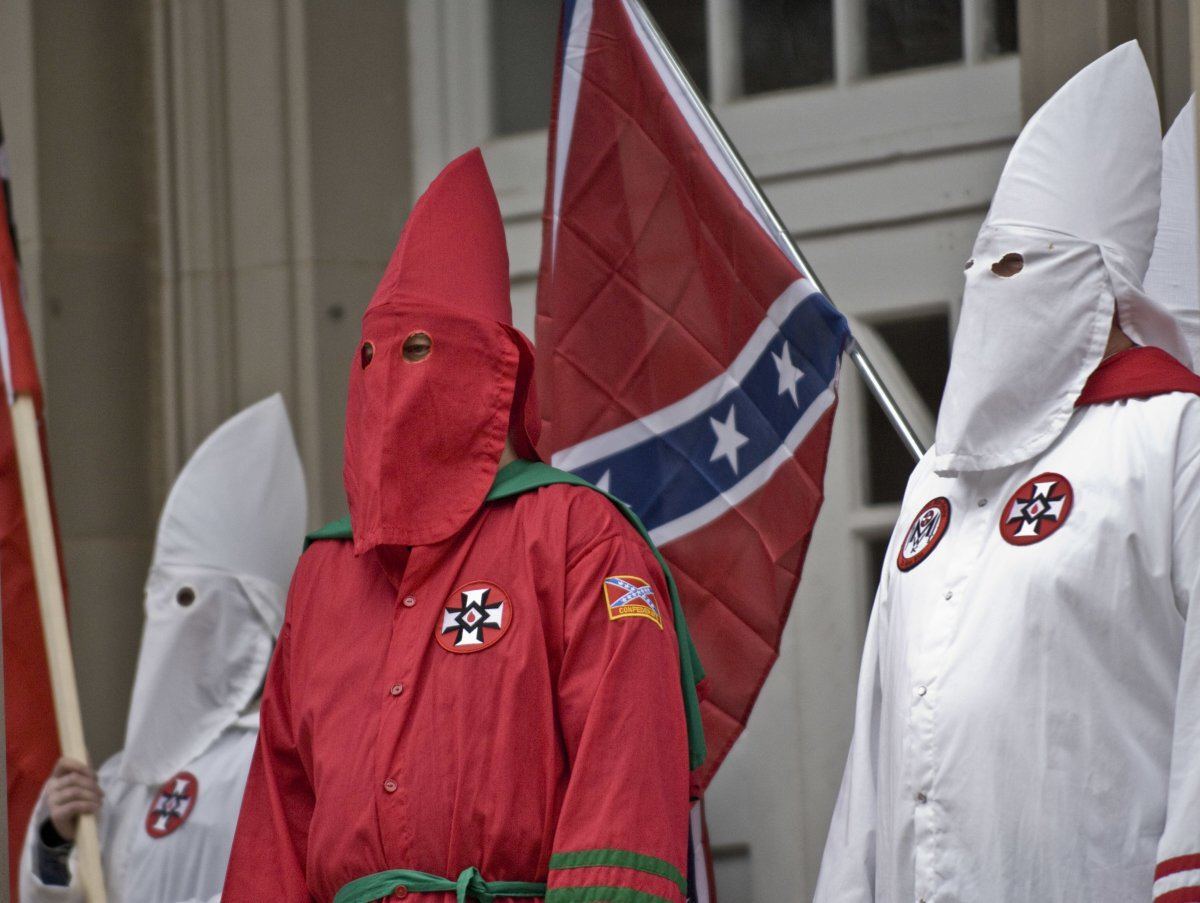 Imperial Wizard Of KKK Found Dead With Gunshot In Head Promo Image