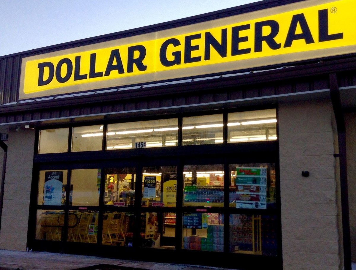 Dollar General CEO: Economy Creating More Poor People Promo Image