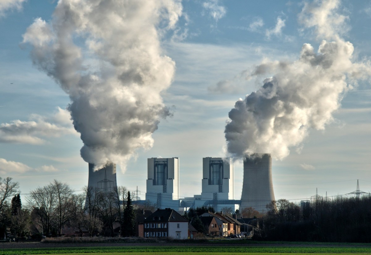 100 Companies Responsible For 71% Of Carbon Emissions Promo Image