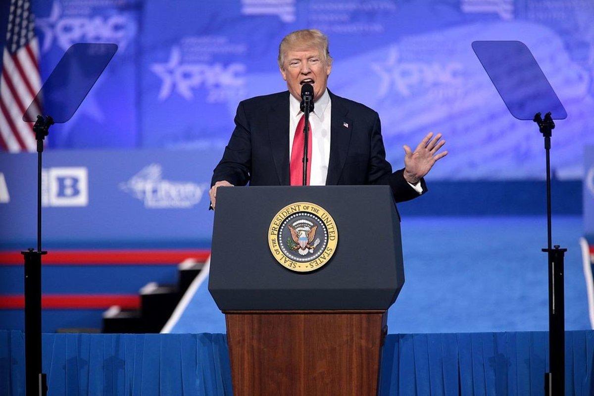 Trump Defends Roy Moore Promo Image