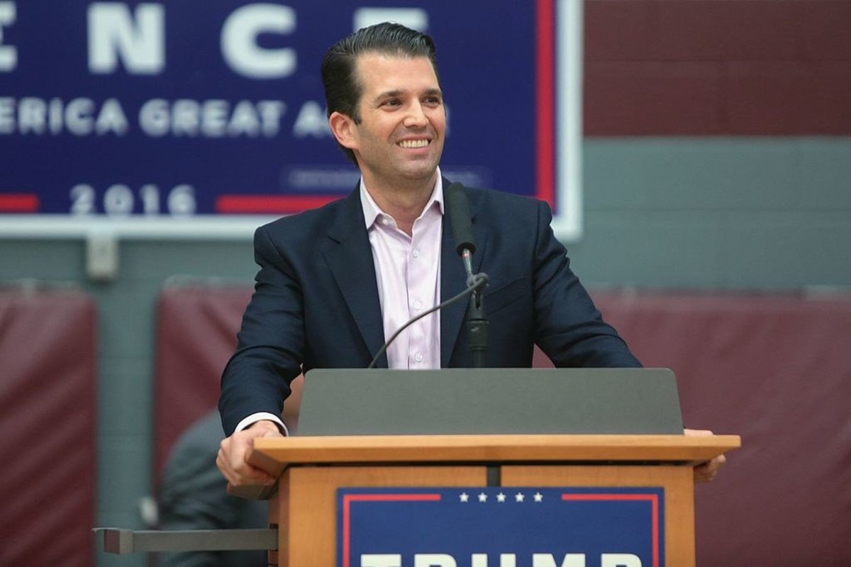 WikiLeaks Exchanged Messages With Trump Jr. Promo Image