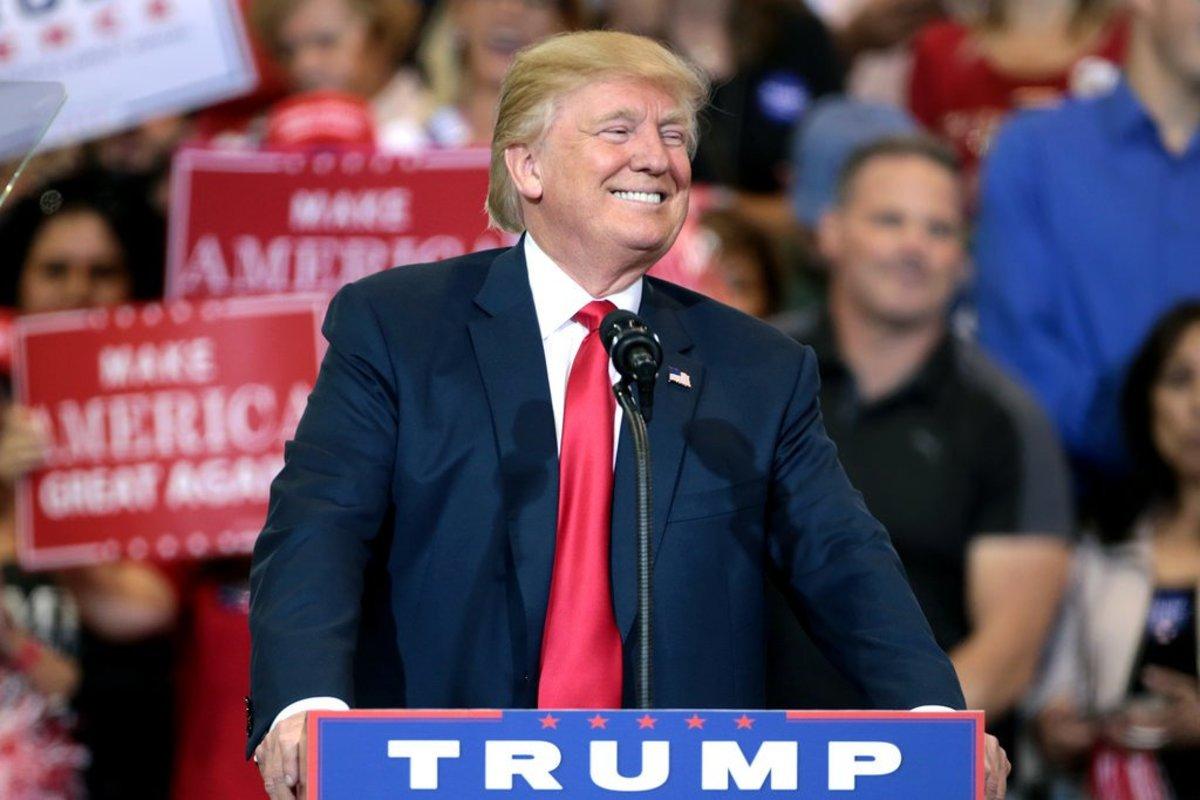 Joy Behar Calls Trump 'Biggest Mistake In Modern History' (Photo) Promo Image