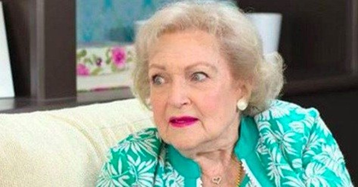 Katie Couric Tries To Get Betty White To Bash Trump, Here's How She Responded Promo Image