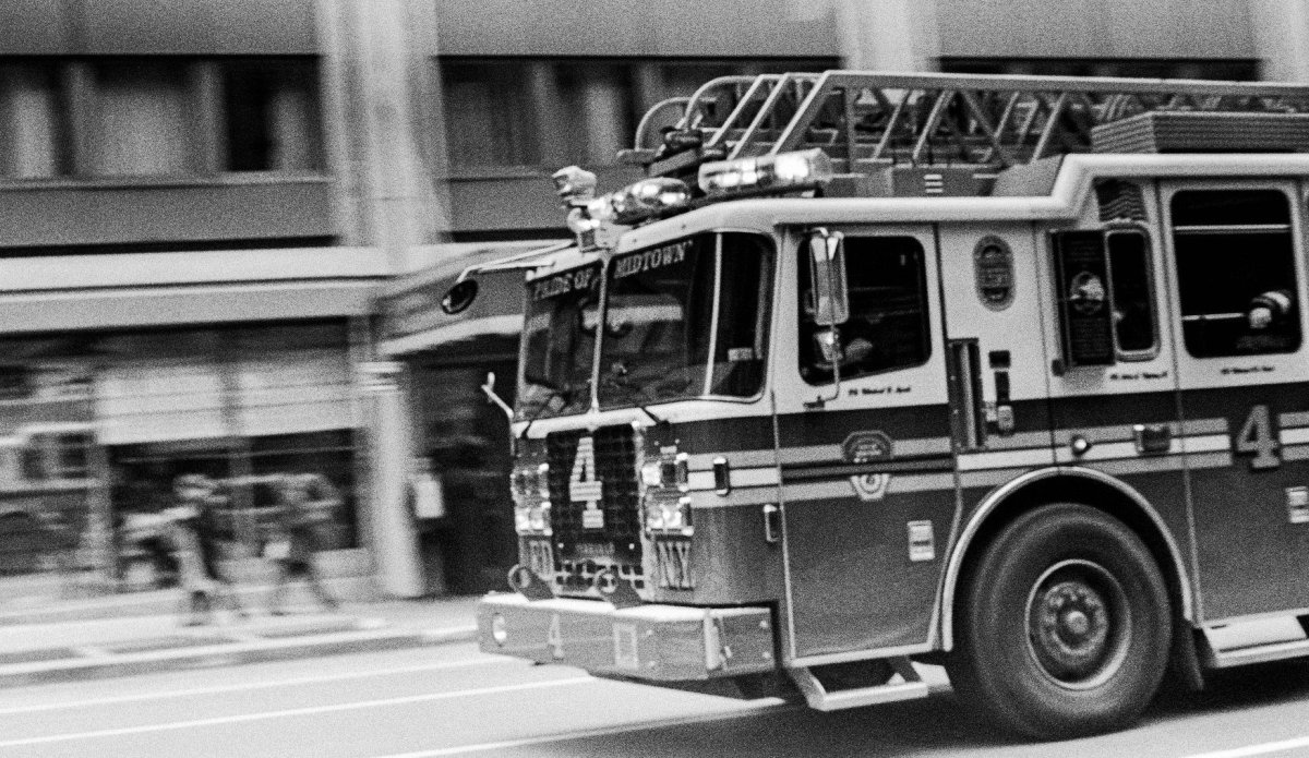 Father And Son 9/11 First Responders Both Die Of Cancer (Photos) Promo Image