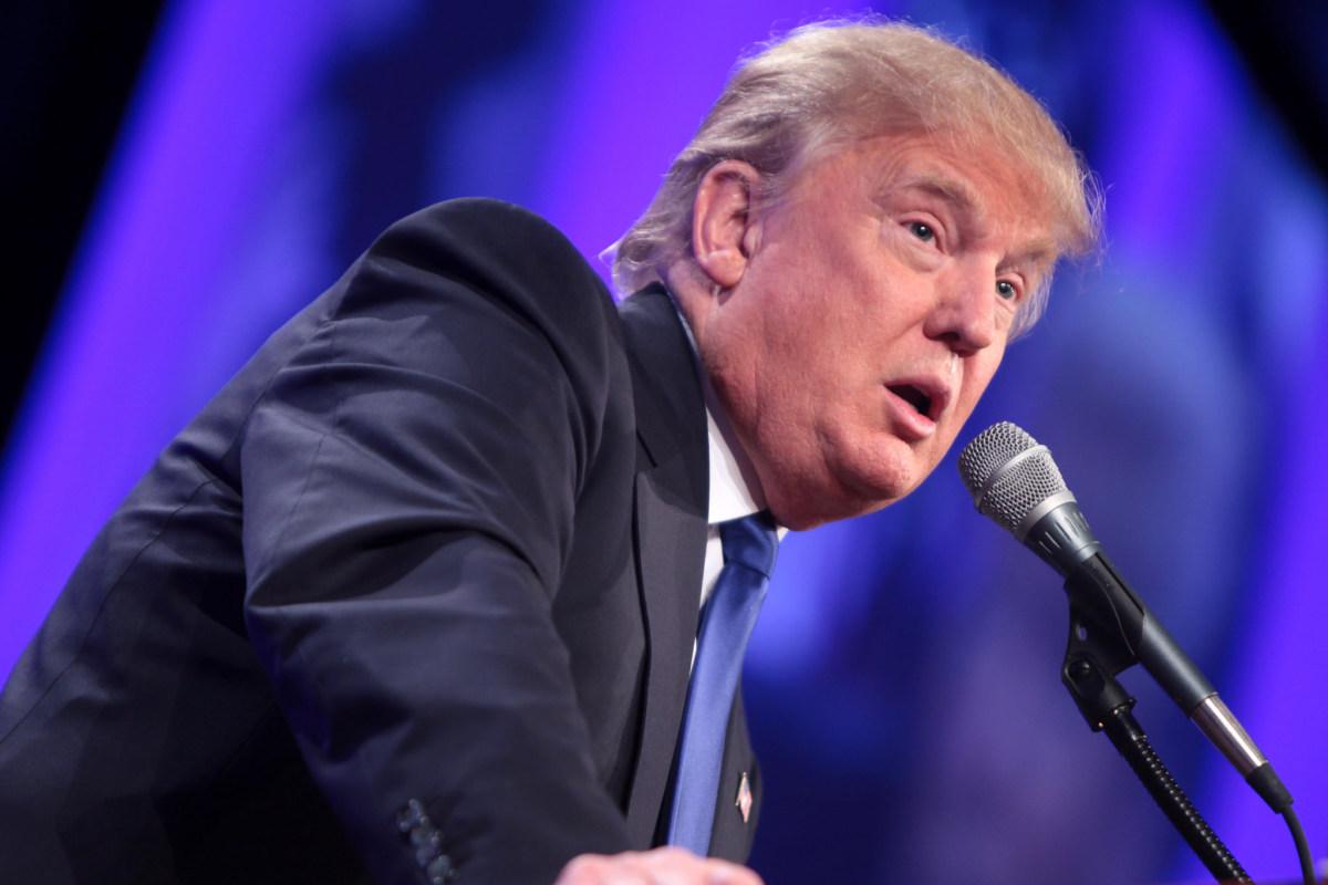 Trump: I Won't Give Up Social Media Promo Image