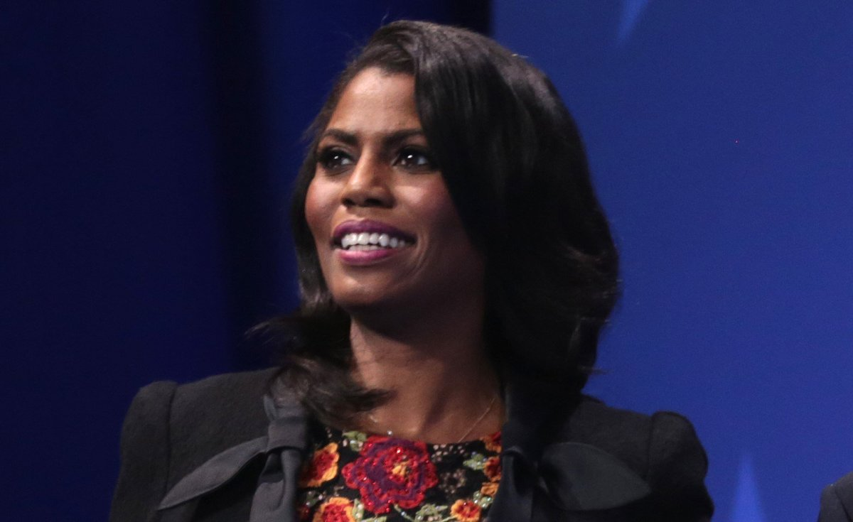 Omarosa Manigault To Leave White House In January Promo Image