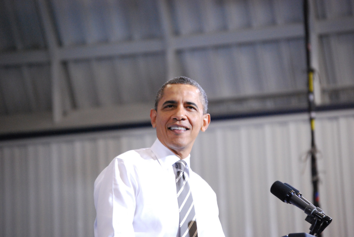 Obama Speechwriter Reveals 'Bro Culture' In White House Promo Image