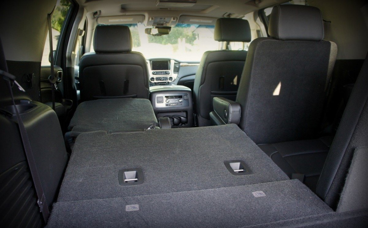 1-Year-Old Suffocates Under Folding SUV Seat Promo Image