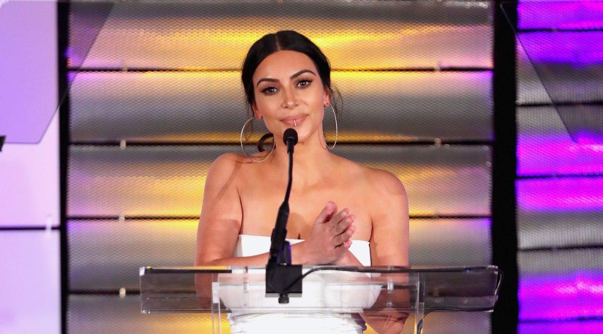 Kim Kardashian: My Kid Would Be Better Than Trump Promo Image