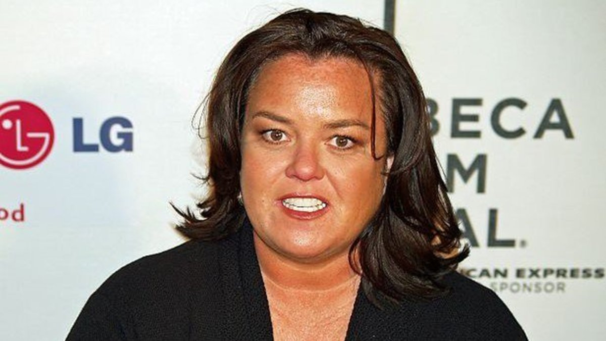 Rosie O'Donnell: Only Nazis 'Stand' With Donald Trump Promo Image