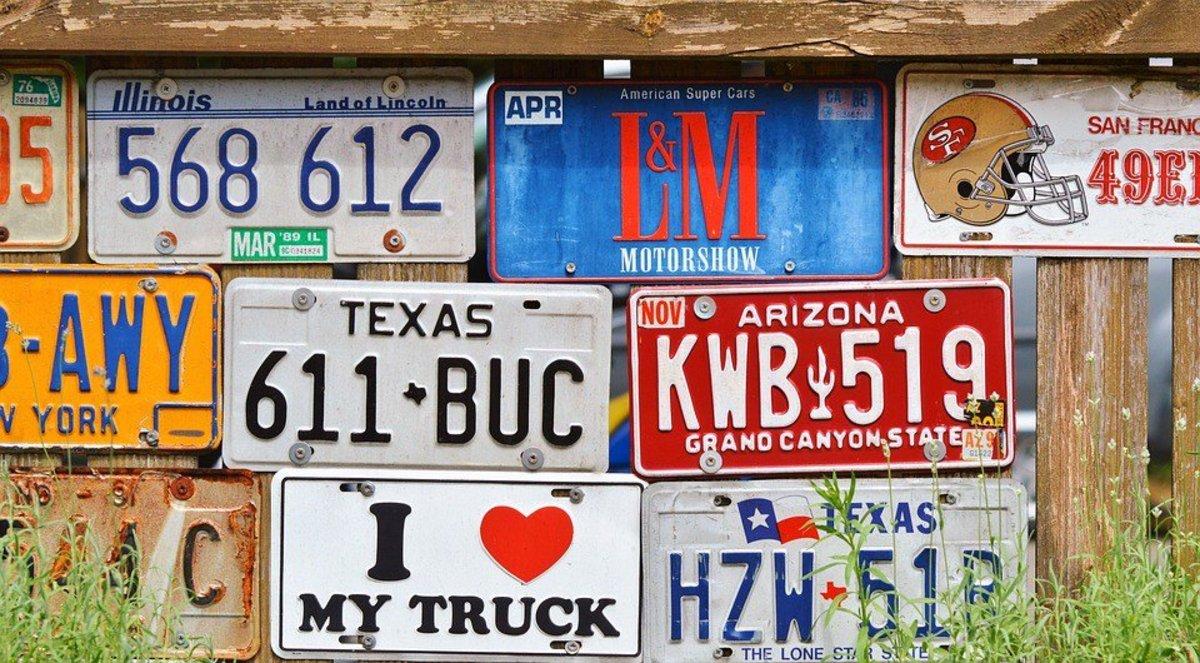 Virginia DMV Recalls Man's FTRUMPK License Plate (Photo) Promo Image