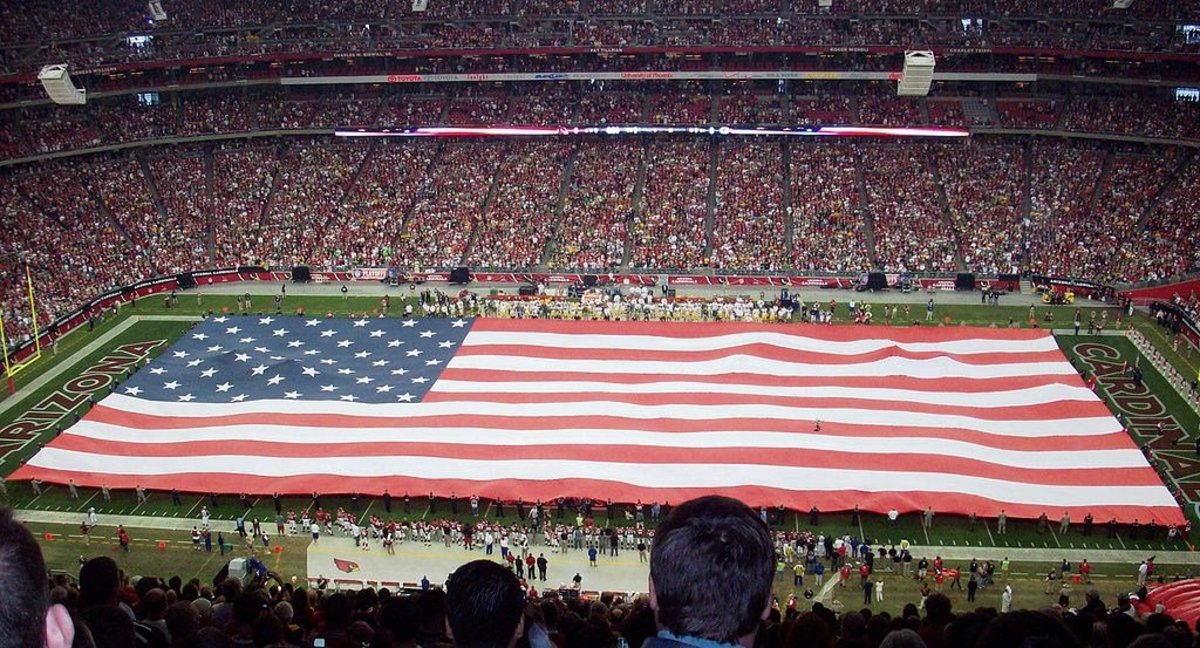 NFL Owners Might Force Players To Stand During Anthem Promo Image